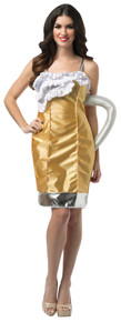 Beer Mug Women's Dress