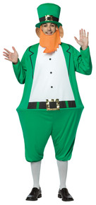 Leprechaun Hoopster Adult Costume