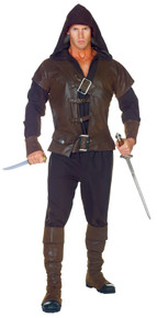 Assassin's Men's Costume