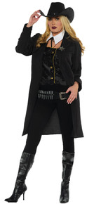Gunslinger Woman's Costume