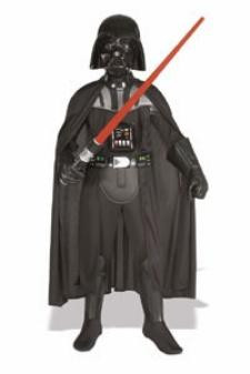 DARTH VADER DLX COSTUME CHILD