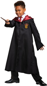 Gryffindor Robe Classic - Child Medium