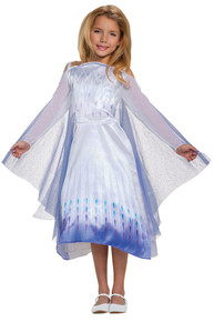 Snow Queen Elsa Classic Costume