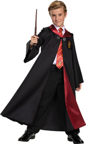 Gryffindor Robe Deluxe - Child Small