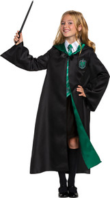 Slytherin Robe Deluxe - Child
