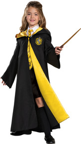 Hufflepuff Robe Deluxe - Child