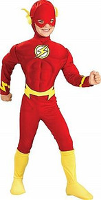 FLASH MUSCLE TODDLER COSTUME