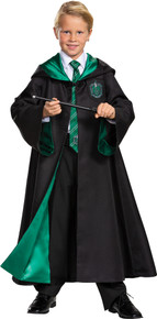Slytherin Robe Prestige - Child