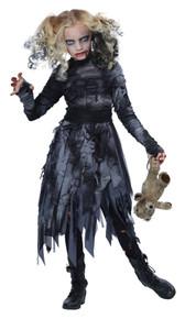 Girl's Zombie Costume