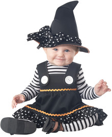 Crafty Lil Witch Baby Costume