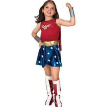 Wonder Woman Costume Child