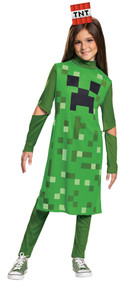 Girl's Creeper Classic Costume Large 10-12