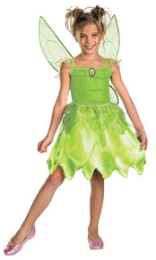 Girl's Tinker Bell & The Fairy Rescue Costume