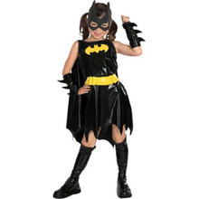 Batgirl Costume Deluxe Child