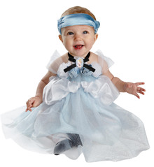 Cinderella Deluxe Costume Infant