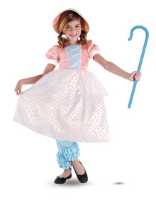 Girl's Bo Peep Costume - Toy Story
