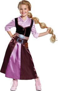 Girl's Rapunzel Classic Costume - Tangled