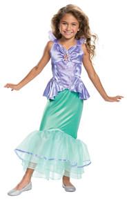 Girl's Ariel Classic Costume