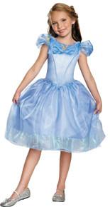 Girl's Cinderella Classic Costume - Cinderella Movie