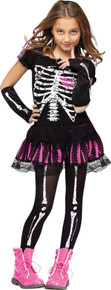 Sally Skelly Girl's Costume