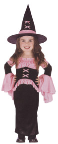 Witch Pretty Toddler Costume