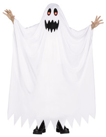Fade In/Out Ghost Child Costume Large 12-14