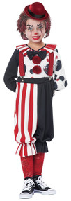 Kreepy Klown Kid Toddler Costume