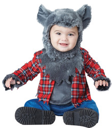 Wittle Werewolf Costume Toddler