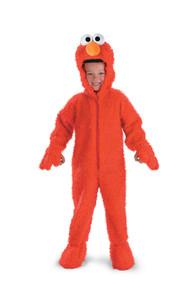 Elmo Deluxe Plush Costume - Sesame Street