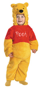 Pooh Deluxe Plush Costume