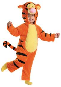 Tigger Deluxe Plush Costume - Winnie The Pooh