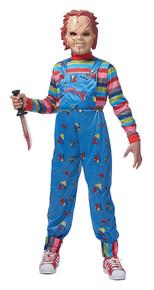 Chucky Costume Child