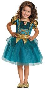 Girl's Merida Classic Costume - Brave