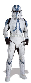 Boy's Deluxe Classic Clone Trooper Costume - Star Wars Classic