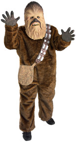 Boy's Deluxe Chewbacca Costume - Star Wars Classic