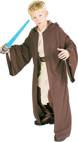Boy's Deluxe Jedi Knight Robe Costume - Star Wars Classic
