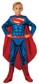 Boy's Photo-Real Superman Costume