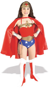 Girl's Wonder Woman Costume