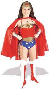 Girl's Wonder Woman Costume