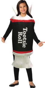 Tootsie Roll Tunic Child Costume