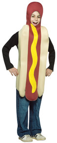 Hot Dog Costume- Child