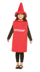 Ketchup Costume- Child