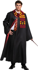 Gryffindor Robe Deluxe - Adult
