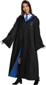 Ravenclaw Robe Deluxe - Adult 2XL(50-52)