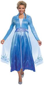 Women's Elsa Deluxe Costume - Frozen 2