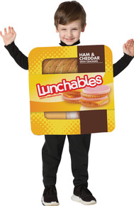 Kraft Lunchables Child Costume