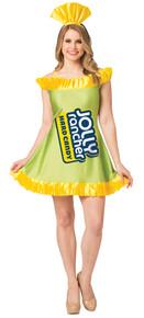 Women's Jolly Rancher Dress - Apple