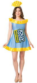 Women's Jolly Rancher Dress - Blue Raspbrry