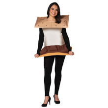 S'Mores Adult Costume