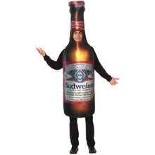 Budweiser Bottle Adult Costume